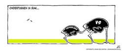johan_van_zanten-swah-Irak_oorlog-struisvogelpolitiek