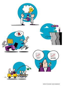 Illustratiereeks Compliance