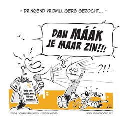Cartoons Slachtofferhulp