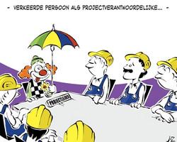 Cartoonreeks Croon