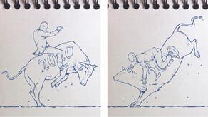 """Animatiereeks """"Iets Anders"""" voor Dagblad Trouw"""