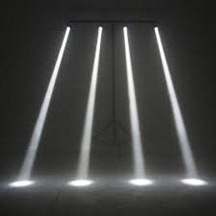 Pinspot Lighting