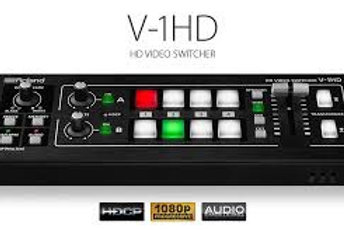 HD Video Switcher