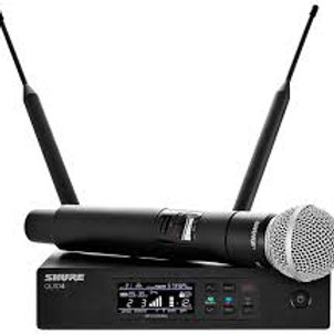 Wireless Hand Held Microphone