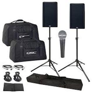 Medium Sound System Package
