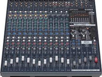 8-12 Channel Audio Mixer