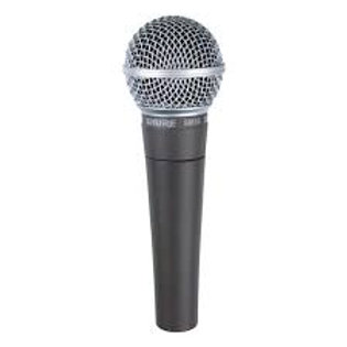 Wired Hand Held Microphone with Stand