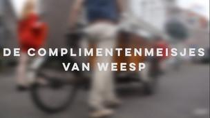 De complimentenmeisjes van Weesp