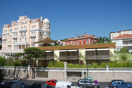 Recuperação Hotel Inglaterra, Estoril