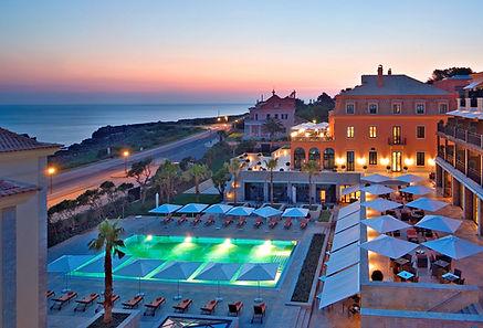 Hotel Grande Real Villa Itália, Cascais