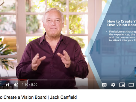 Creating Your Vision Board