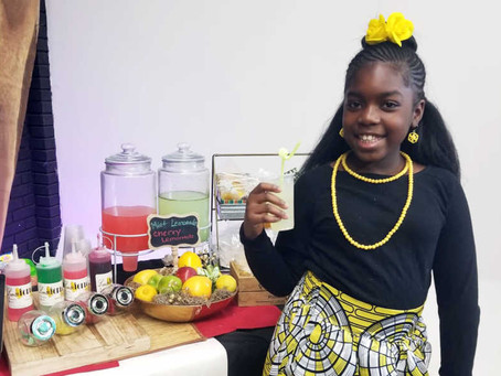 Meet the 11-Year-Old Behind LemonTopia at Cross Street Market