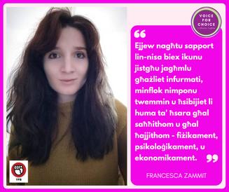 Francesca Zammit