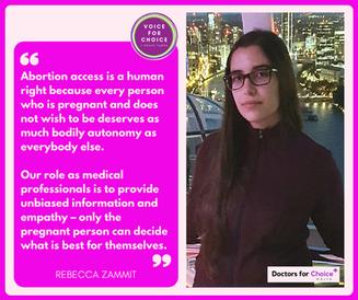 Dr Rebecca Zammit
