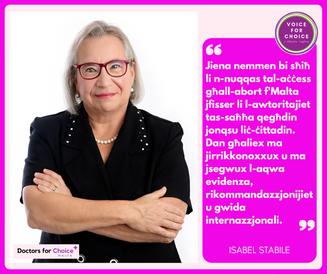 Prof Isabel Stabile
