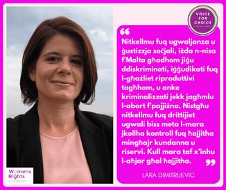 Dr Lara Dimitrijevic