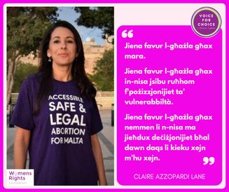 Claire Azzopardi Lane