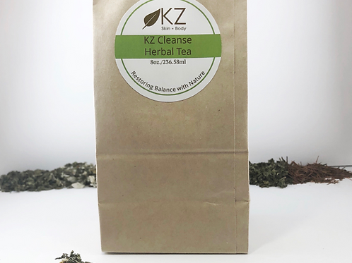 KZ Cleanse (PM) Tea