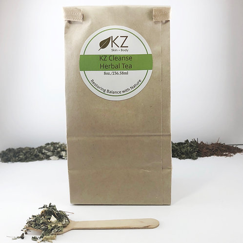 KZ Cleanse (AM) Tea
