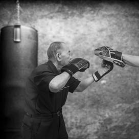 Boxer Bill © Robert Alston
