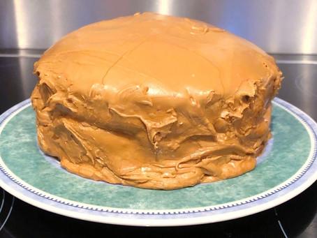 Sarah Playfair's Molly's Coffee Cake