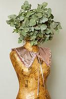 46Stitch168439 MARGOT mannequin eucalypt