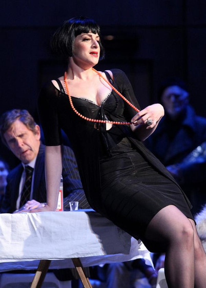 Musetta in La Boheme, NZ Opera 2014