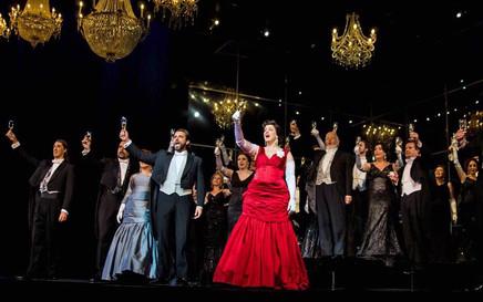 Violetta, La Traviata - NZ Opera 2016