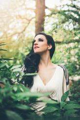 Madeleine Pierard - Portrait