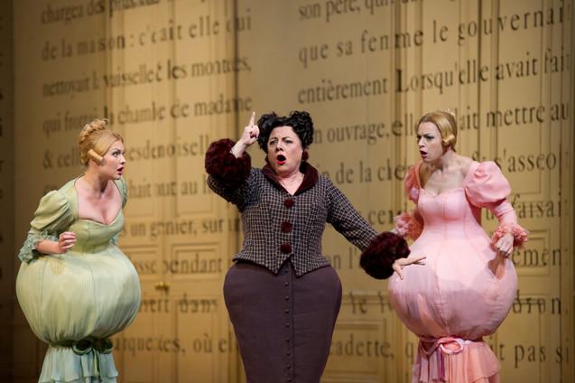 Noémie in Cendrillon at The Royal Opera, Covent Garden in 2011