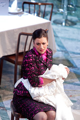 Lisa in La Sonnambula with Michele Pertusi, Royal Opera House, Covent Garden, 2011