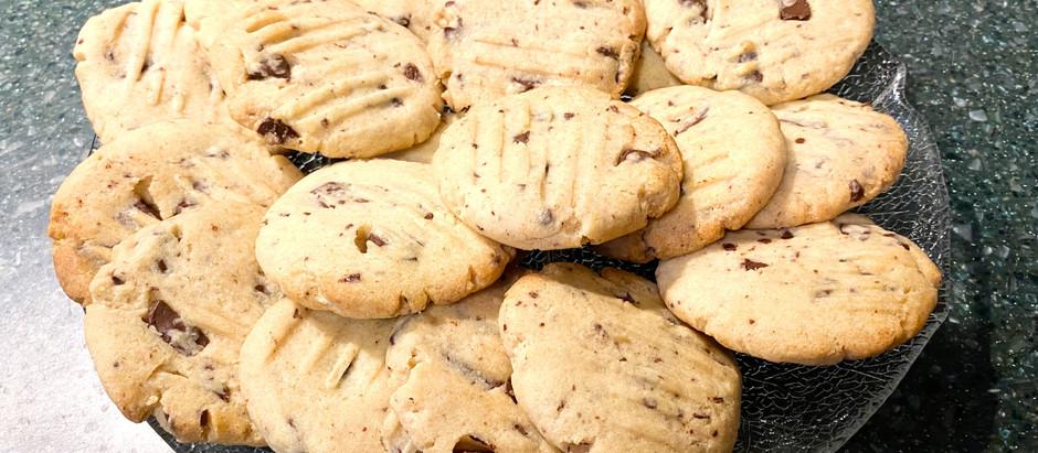 Sarah Castle's Kiwi Biscuits