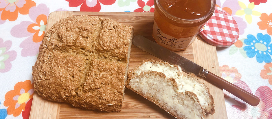 Orla Boylan's Irish Brown Bread