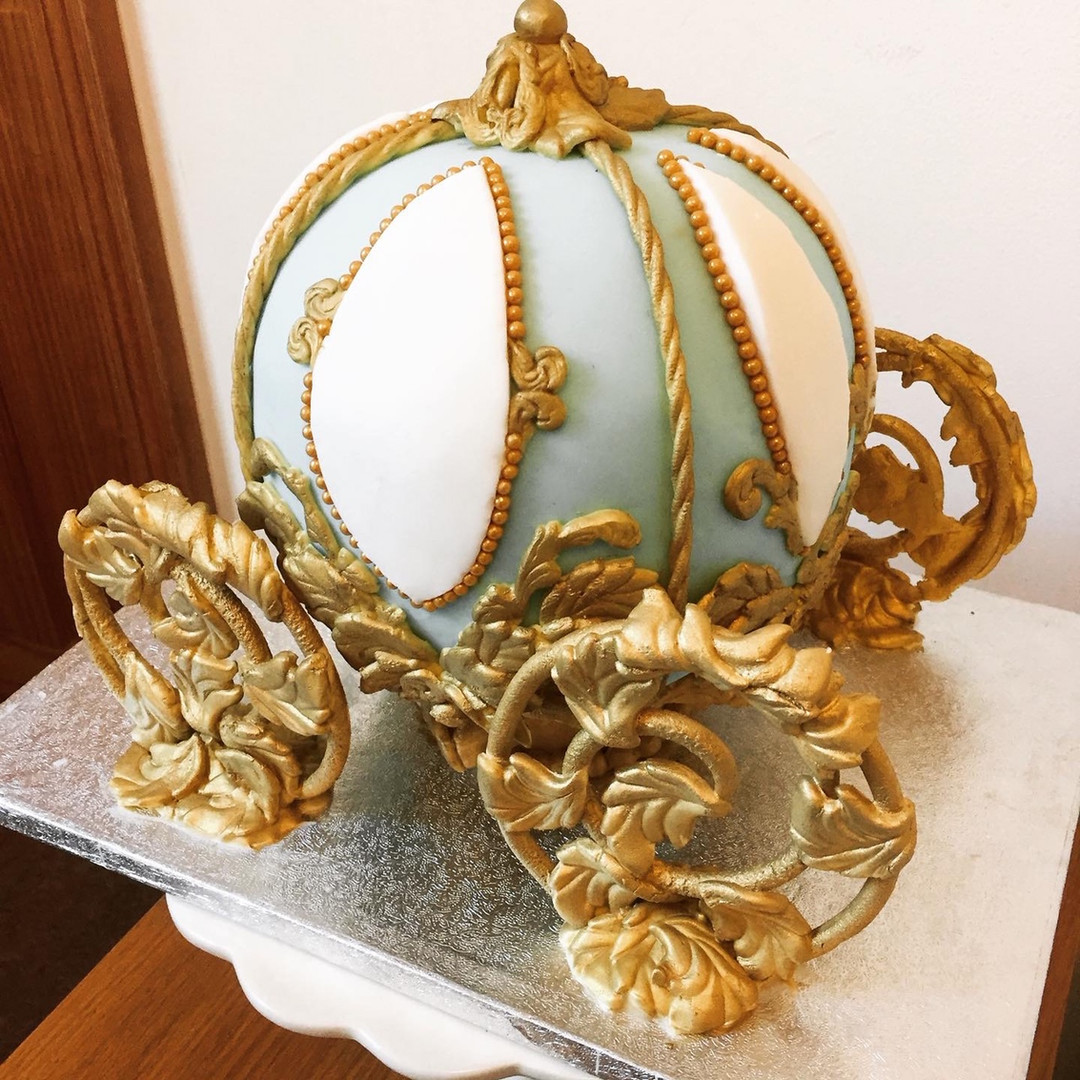 Cinderella Carriage - another view