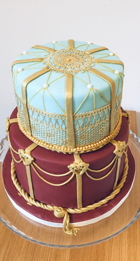 Royal Opera House Cake