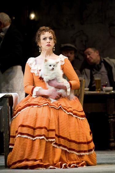 Musetta in La Boheme, The Royal Opera, Covent Garden 2012