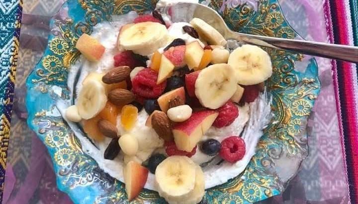 Kathryn Stott's Sunshine Breakfast
