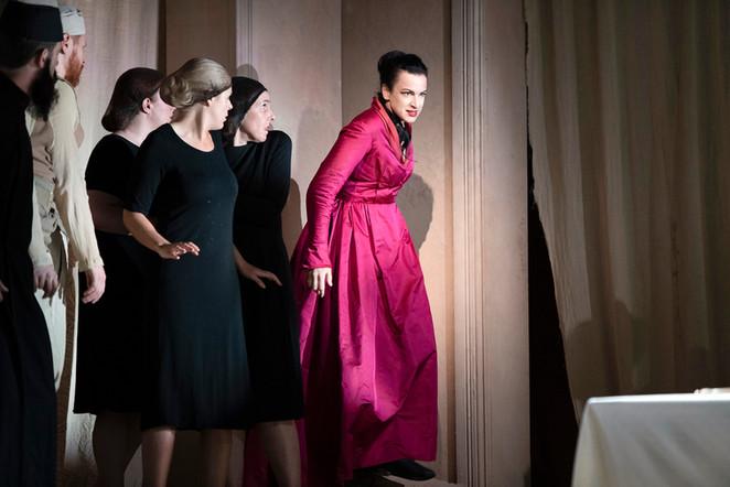 Elettra in Idomeneo - Buxton Festival Opera