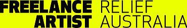 FREELANCE_ARTIST_RELIEF_AUSTRALIA_LOGO K