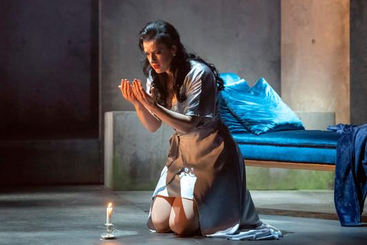 Lady Macbeth in Verdi's Macbeth