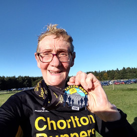 Personal Best at Tatton 10K © Rosemary Mallace