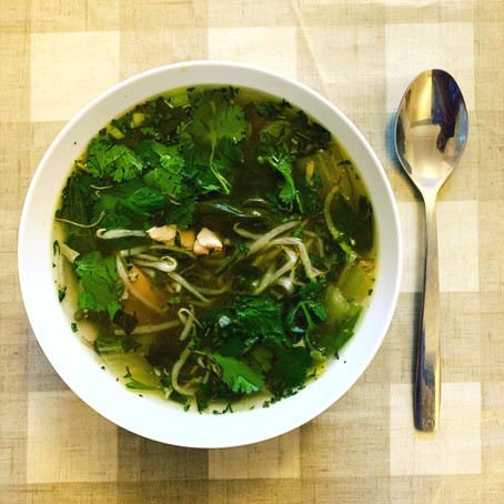 even healthier vietnamese pho