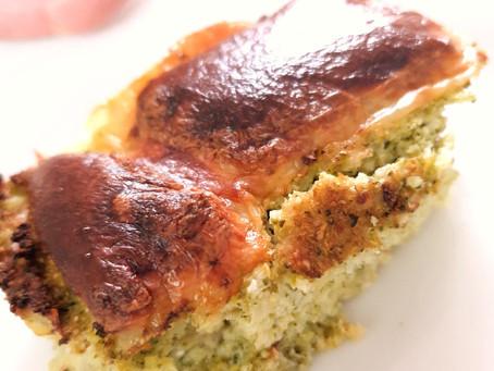 Maxine Kwok's Broccoli Cheese Bread