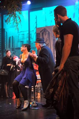 Musetta in La Boheme, Longborough Opera