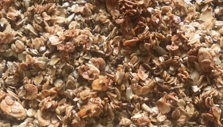 Revital Raviv's Israeli Granola