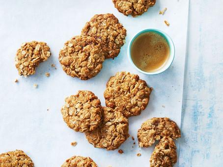 Gillian Ramm's Veganzac Biscuits