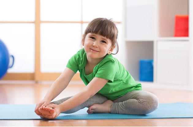 Sunshine Yoga Kids 1- 4 aos 6 anos