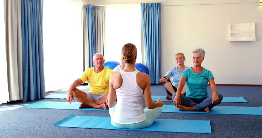 Yoga Seniores