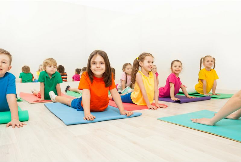 Sunshine Yoga Kids 3 - 9 aos 12 anos