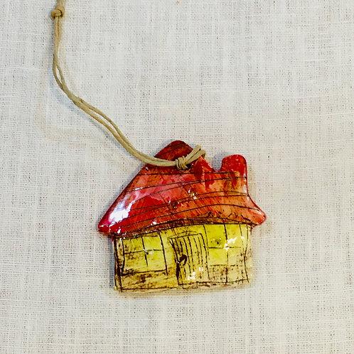 Maison en céramique